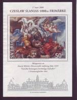 Svezia 2000 - Arte, Quadro. BF Alto Valore Da 50 Kr. Annullo Rotondo - Schweden