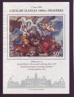 Svezia 2000 - Arte, Quadro. BF Alto Valore Da 50 Kr. Annullo Rotondo - Svezia