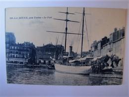 FRANCE - VAR - LA-SEYNE-SUR-MER - Le Port - La Seyne-sur-Mer