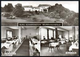 C7401 - Beuren Eichsfeld - Leinefelde-Worbis - Burg Scharfenstein - Bild Und Heimat Reichenbach - Leinefelde