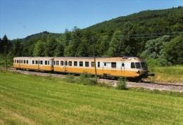 RU CT 32 - Autorail RGP X 2737 Vers MARTIGNAT - Ain - SNCF - Trains