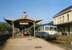 RU CT 34 - Autorail X 2810 En Gare - LONS LE SAULNIER - Jura - SNCF - Gares - Avec Trains