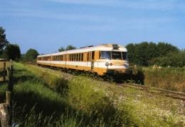 RU CT 35 - Turbotrain ETG  T 1009 Vers SAINT-PAUL DE VARAX - Ain - SNCF - Trains