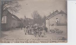 HAUTE MARNE - CHASSIGNY - Carte Photo Rare D'un Groupe D'Enfants écrite Et Envoyée Le 24/4/04 ( - R Guilleminot - Frankreich