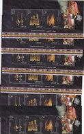 QATAR 2008. LIQUIDATION OFFER S.SHEET X 6 Sheets MNH PERFUME - MNH- - Qatar