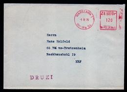 Barfreimachung - POLEN (153-111) - Post