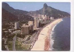 RIO DE JANEIRO, Air View Of Sao Conrado, Unused Postcard [23420] - Rio De Janeiro