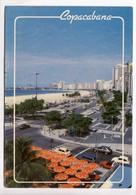 RIO DE JANEIRO, Praia De Copacabana Beach, Unused Postcard [23421] - Rio De Janeiro