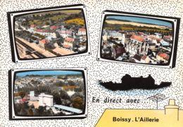 95-BOISSY L AILLERIE-N°C-3496-C/0203 - Boissy-l'Aillerie
