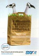 B 2617 - Calendarietto, Campionato Calcio 2008-09 - Calendars