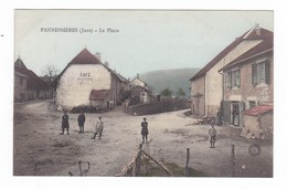 Pannessières.39.Jura.La Place. - Autres Communes