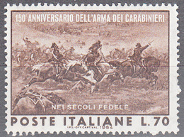 ITALY     SCOTT NO. 892    MNH     YEAR  1964 - 6. 1946-.. Repubblica