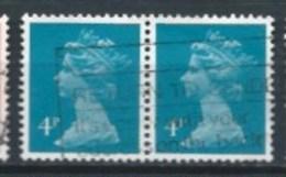 Gran Bretaña 1981 (O) USADOS SG-862 YT-1016 BL.2 REINA ISABEL II - Usati