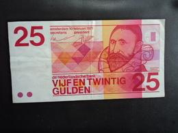 PAYS BAS : 25 GULDEN   10 / 2 / 1971   CH 84-1 / P 92a     TTB+ - [2] 1815-… : Koninkrijk Der Verenigde Nederlanden