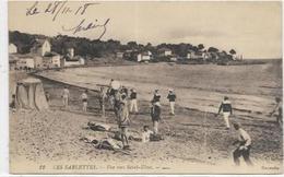 D 83   LA SEYNE SUR MER.     LES SABLETTES  VUE VERS SAINT ELME - La Seyne-sur-Mer