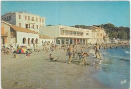 D 83   LA SEYNE SUR MER.     LES SABLETTES   SAINT ELME HOTEL RESTAURANT LA JETEE - La Seyne-sur-Mer