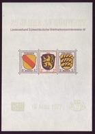 Vignette 1977 25 Jahre Landesverband Südwest  - BRD