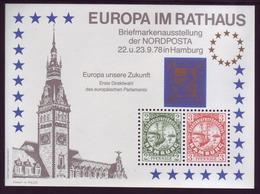 Vignette 1978 Nordposta Briefmarkenausstellung - BRD