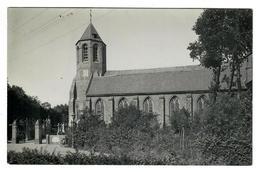 Knokke  FOTOKAART Van De Kerk - Knokke
