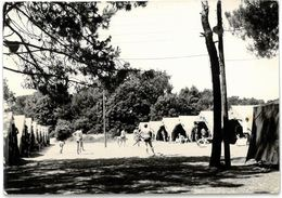 CPSM LONGEVILLE - Camp De Vacances Lorraine Escaut - Animée - Autres Communes