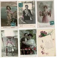 Lot  De 12 CP 1er AVRIL Lot N°2 - Postcards