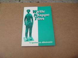 Tienen - Boek Welle Klappe Tiens - 2001 - 205 Pagina's - Tienen