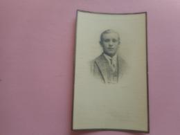 D.P.-PROSPER DE VROE ECHTG.LEONIE STANDAERT °GAVERE 27-3-1900+GENT 13-5-1932 - Religion &  Esoterik