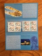 Pochette Philatélique D'émission Commune FRANCE-SLOVAQUIE MILAN RASTISLAV STEFANIK - 2003 - Neuf - Blocs Souvenir