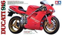Ducati 916 1/12 ( Tamiya ) - Motorcycles