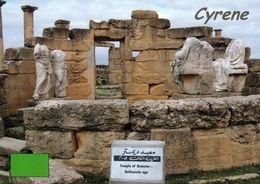 1 AK Libyen * Demeter Tempel In Der Altgriechischen Stadt Kyrene (Cyrene) Seit 1982 UNESCO Weltkulturerbe * - Libyen