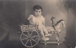 PALERMO _ 1928 /  Bambina In Posa  _ Formato Cartolina - Scenes & Landscapes