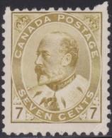 Canada   .   SG  .    180    .      (*)       .     No Gum     .   /   .    Geen Gom - Ongebruikt