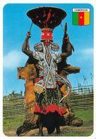 1 AK Kamerun Cameroun * Tänzer Vom Volk Der Bamiléké – Danseur Bamiléké * - Cameroun