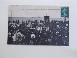 Carte Postale  - BOULOGNE SUR MER (62) - Retour De La Benediction De La Mer (3351) - Boulogne Sur Mer