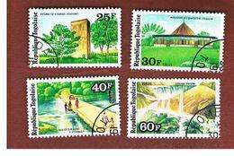 TOGO  - SG 1062.1065  -   1975  TOURISM (COMPLET SET OF 4) - USED ° - Togo (1960-...)