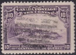 Canada   .   SG  .    193       .      O       .       Cancelled      .   /   .    Gebruikt - Gebruikt