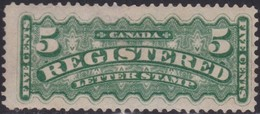 Canada      .       SG       .   R 6    .     *       .  Mint-hinged     .   /   .    Ongebruikt - Aangetekend