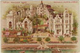Monaco   Hotel Pavillon Dore - Hôtels