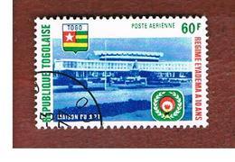 TOGO  - SG 1182  -   1977  NATIONAL ASSEMBLEY BUILDING  - USED ° - Togo (1960-...)
