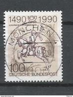 Germany/Bund Mi. Nr.: 1445 Vollstempel (brv90er) - Gebraucht