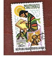 TOGO  - SG 1274  -   1978  THE EVANGELISTS: ST. MATHEW  - USED ° - Togo (1960-...)