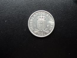 ANTILLES NÉERLANDAISES : 1 CENT  1984   KM 8a    SUP - Antille Olandesi