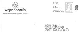 PAP004 - Marianne De Ciappa - PAP POSTREPONSE - Autres - Europe