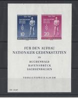 ALLEMAGNE ORIENTALE.  YT  Bloc  N° 5  Neuf * 1954 - Blocchi