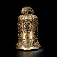 China Ancient bronze Bronze Clock - Arte Orientale