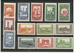 Centenaire De L' Algérie Série 87/ 99 Neuve ** MNH, Cote YT 160€ - Algérie (1924-1962)