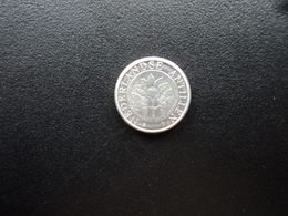 ANTILLES NÉERLANDAISES : 1 CENT  2000    KM 32    NON CIRCULÉ (UNC) - Antillen (Niederländische)
