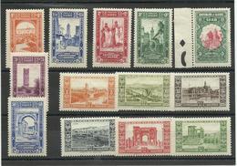 Centenaire De L' Algérie Série 87/ 99 Neuve ** MNH, Cote YT 160€ - Neufs