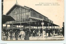 Martinique - LAMENTIN - Le Marché Couvert - Martinique
