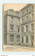 NANCY - Guthwasser - Rue Chanzy & Place Saint-Jean - Publicité Au Verso - Nancy